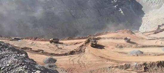 【关怀 无止境】│矿山物料搬运的一场革命 雷界申,威尼斯网址开户网站重机全球服务万里行亚美尼亚走访纪实